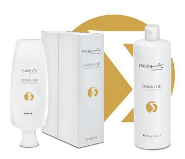 SigmaLine Schaumreiniger für Gesicht und Körper 300 ml
