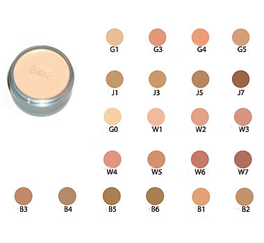 Creme Makeup Grimas